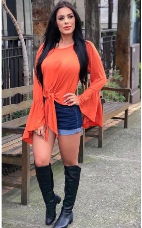 blusa viscolycra