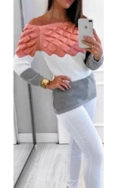 tricot escama