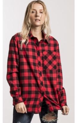 Camisa Xadrez Flanelada