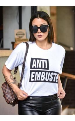 T shirt Anti Embuste